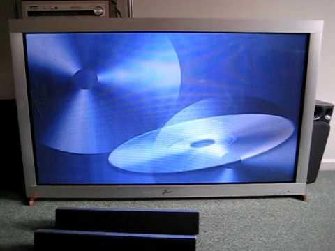 60 flat zenith tv for sale 700 obo youtube. Black Bedroom Furniture Sets. Home Design Ideas
