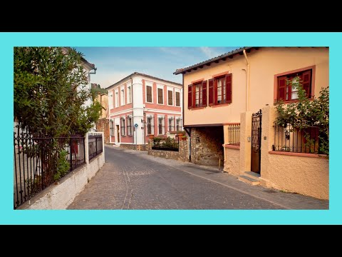 The Old Town of beautiful Xanthi (Ξάνθη), Greece
