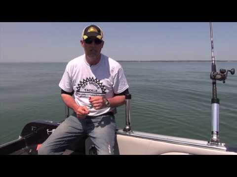 Inline Or Snap Weight - Two Ways To Rig An Off Shore Guppy Weight