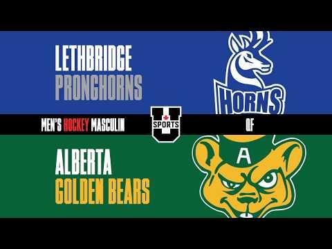 RECAP: 2019 U SPORTS University Cup Quarterfinal #2: Alberta Vs. Lethbridge