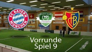 Spiel 09: FC Bayern München 1-1 FC Basel │U12 Hallenmasters TuS Traunreut 2017