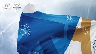 Interbrand X Pyeongchang Winter Olympics 2018 #1