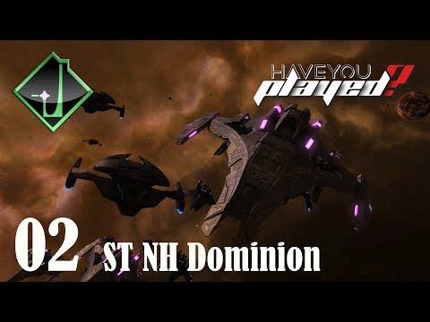 Stellaris ST NH: Dominion Playthrough Ep 02