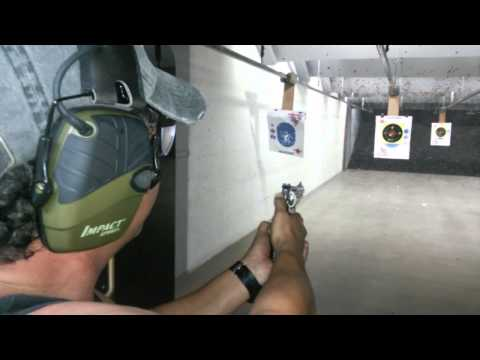 Shooting at Florida Gun Center Indoor Range!