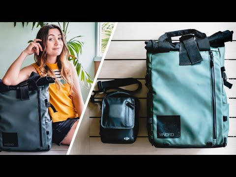 WHAT'S IN MY CAMERA BAG? Sony Vlog Setup with Hey Nadine