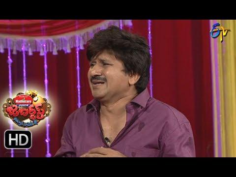 Rocket Raghava Performance | Jabardsth | 15th June 2017 | ETV  Telugu