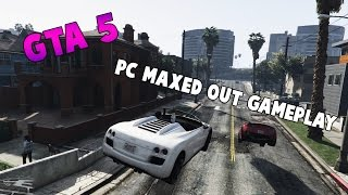 Grand Theft Auto 5-  PC GAMEPLAY(1080p,60fps)