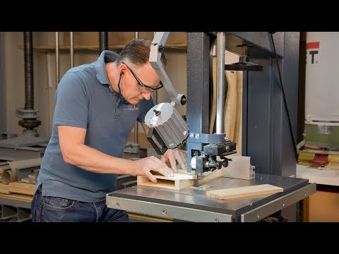 Advanced Bandsaw Techniques 2 - Peter Sefton (trailer)