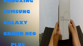 Samsung Galaxy Grand Neo Plus Review | Unboxing 2015