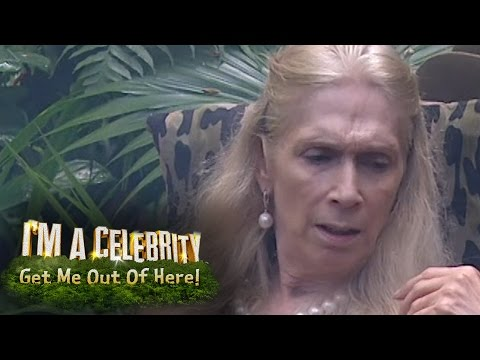An Emu Has a Poo In Front of Lady C | I'm A Celebrity... Get Me Out Of Here!