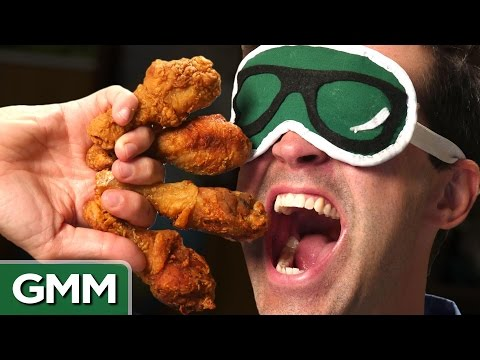 Blind Fried Chicken Taste Test
