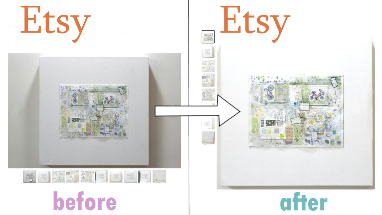 This trick on Etsy always works! Etsy how to get sales my tips and tricks.