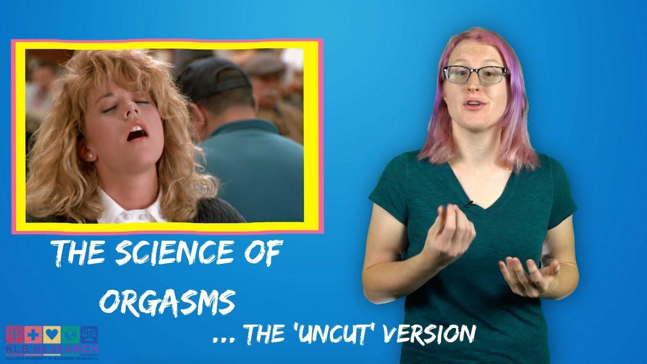 Science of female orgasm