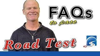 Frequently Asked Question About Passing Your Driver's License Test