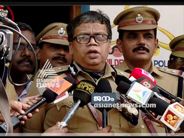 DGP Lokanath Behera PRESS MEET - Sabarimala women entry 21 OCT 2018