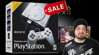 The Playstation Classic Has OFFICIALLY FLOPPED | RGT 85