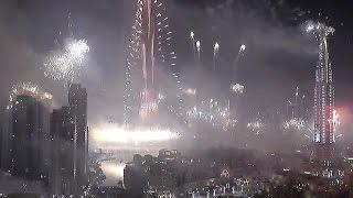 Watch: Dubai New Year 2015 fireworks in full