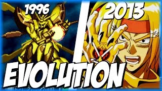 Evolution of SEKIHA TENKYOKEN (1996-2013) | 石破天驚拳 | SRW