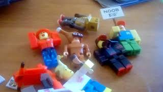 ROBLOX figure selection