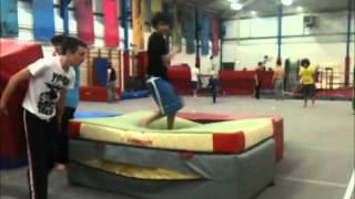 Basingstoke Gym Freestyle