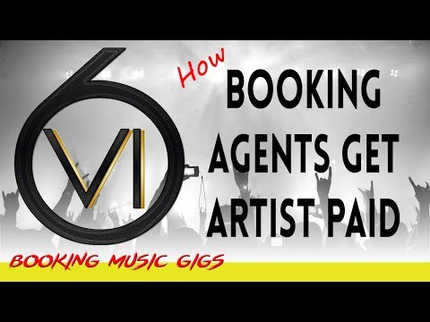 Ep. 49 - Booking Agents: How They Can Get You Paid