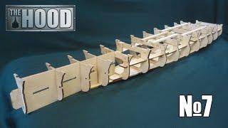 HMS Hood | Issue 7 (Amati, hachette)