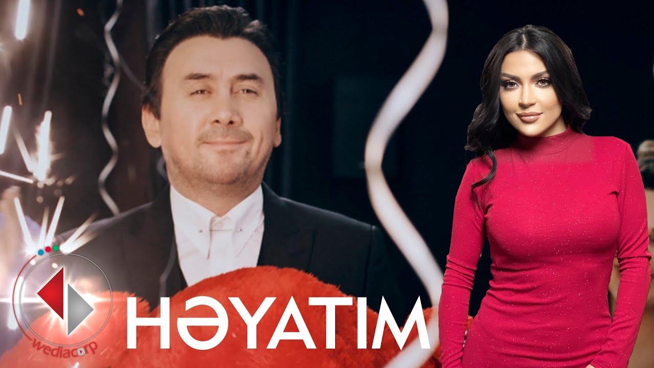 Aqsin Fateh Vefa Serifova Həyatim Official Video Youtube