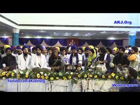 Bhai Anantvir Singh Ji~AKJ Delhi Samagam 2017 (Full Kirtan Video)
