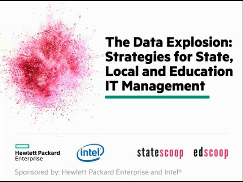 The Data Explosion: Strategies for SLED IT Management featuring Mark Myers