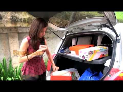 Intip Isi Mobil Michelle Joan Yukk
