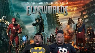 ELSEWORLDS Part 3 REACTION/DISCUSSION!! {Supergirl 4x9}