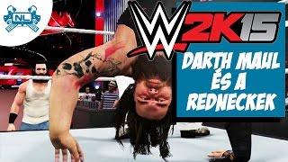 WWE2K15│Magyar Gameplay