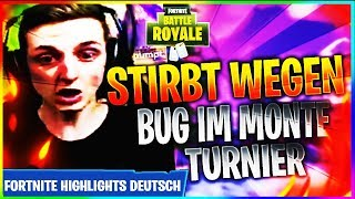 PAIN dies from BUG in MONTE TURNIER | KOHTITO dies from GRANATE | Fortnite Highlights English