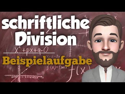 Schriftliches Verfahren der Division mit Rest Teil 4 from YouTube · Duration:  3 minutes 33 seconds