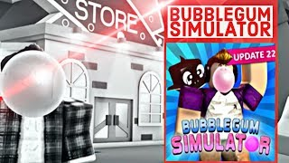 🔴 ROBLOX BGS LIVE 🔴 - BUBBLEGUM SIMULATOR [NEW UPDATE 22 *ATLANTIS*] | HUGE PET GIVEAWAY + ROBUX