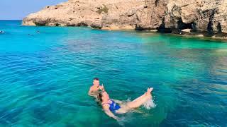 BLUE Lagoon CYPRUS Манолис Кипр