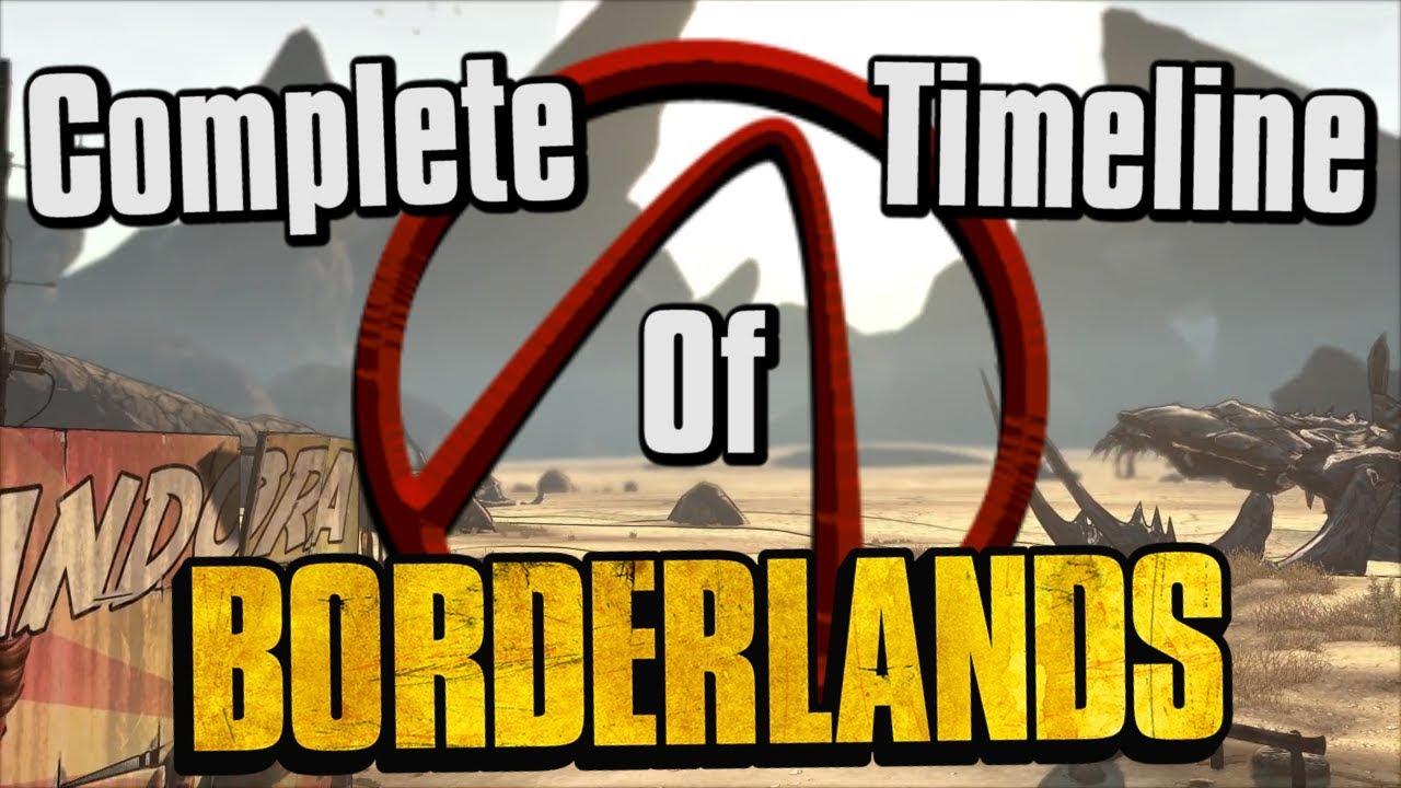 Download The Complete, Unabridged Timeline of Borderlands