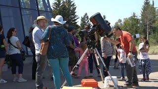 Grand Teton National Park hosts solar eclipse viewing