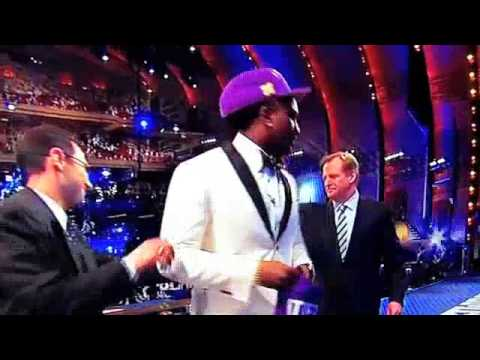 Cordarrelle Patterson Drafted By Vikings 2013 NFL Draft
