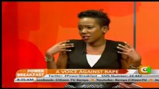 Power Breakfast: Voices Against Rape