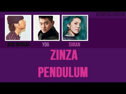 [SUB ENG / ITA] WOO WONJAE - Zinza / Pendulum (ft YDG, Suran)