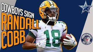 Dallas Cowboys Sign WR Randall Cobb to 1yr Deal