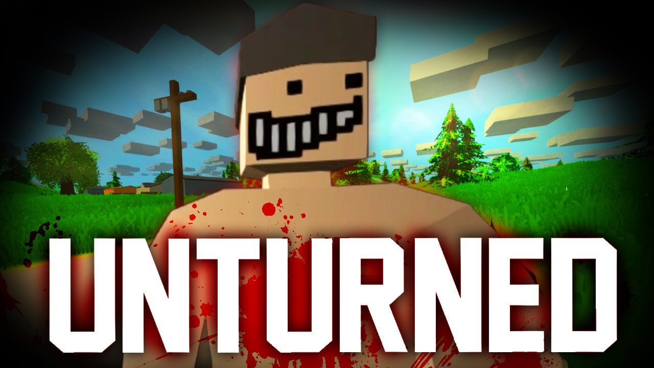 Unturned quot minecraft vs day z quot a zombie mmo youtube
