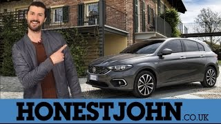 Car review in a few | new Fiat Tipo 2018