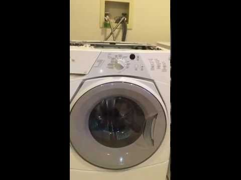 How to repair F20 Code Whirlpool Washer--Tub not filling completely--How to repair