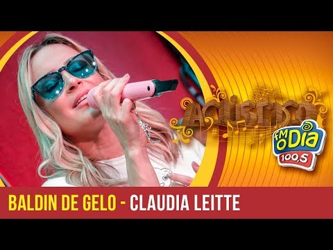 Baldin de Gelo - Claudia Leitte (Acústico FM O Dia)