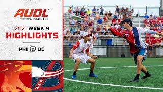 Philadelphia Phoenix at DC Breeze | Week 9 | Game Highlights
