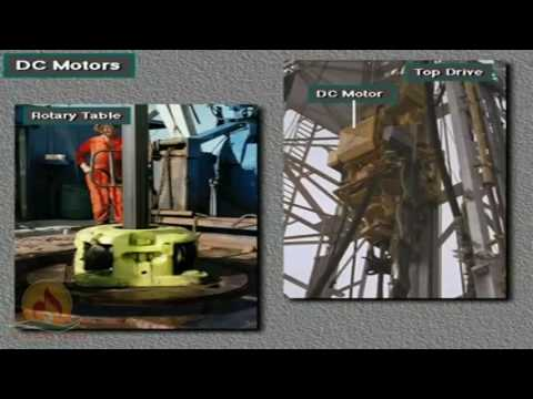 Schlumberger Drilling Course CDs  Power System & Instrumentation