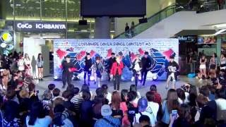 160717 [Wide] ITEMx cover JAY PARK - MOMMAE + LET'S MAKE UP @ Esplanade Cover Dance#3 (Audition)