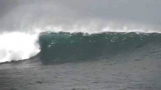 Surfing - French Chaos at Lances Left